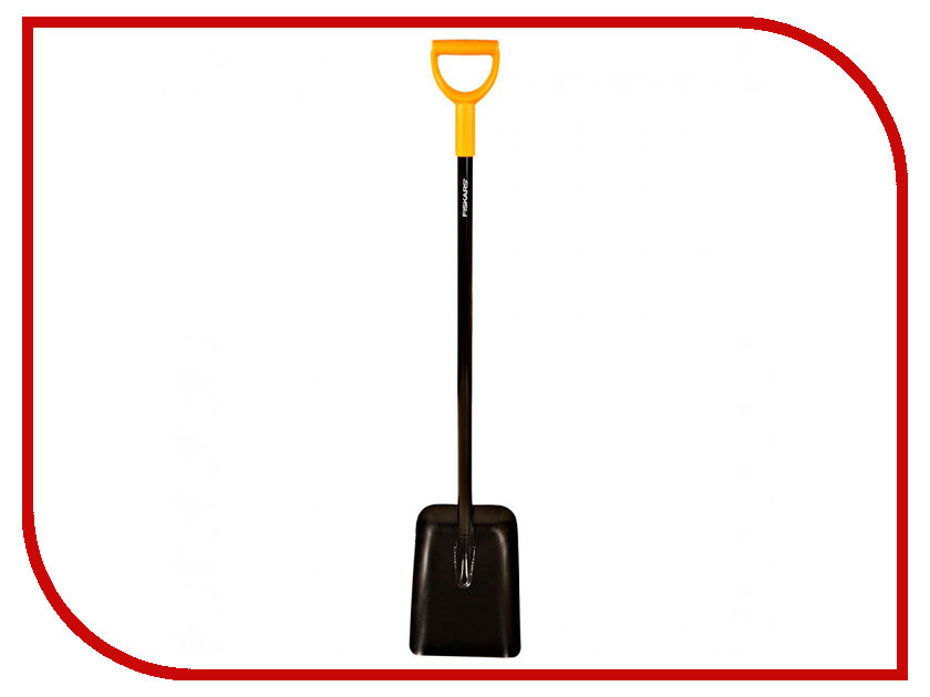 Лопата Fiskars Solid 1003457 / 132403 совковая лопата автомобильная fiskars snowxpert 63 см