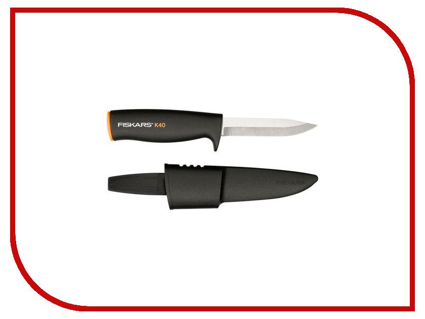 Садовый нож Fiskars 1001622 садовый нож прививочный fiskars 125880