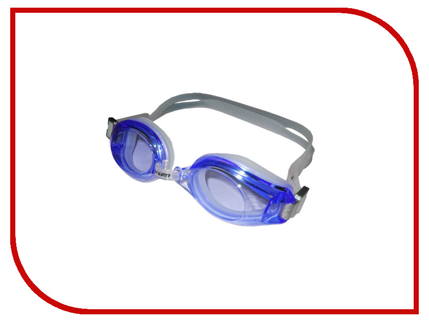 Очки Larsen R1281 Blue очки плавательные larsen s45p серебро тре