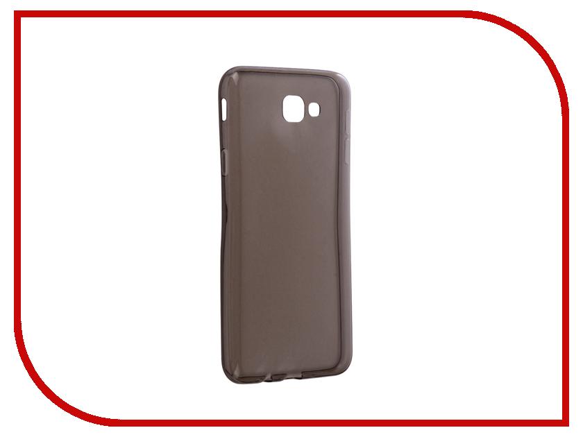 Аксессуар Чехол Samsung Galaxy J5 Prime G570F Svekla Silicone Grey SV-SGG570F-BL аксессуар чехол samsung galaxy j5 prime g570f svekla black fl svsamg570f bl