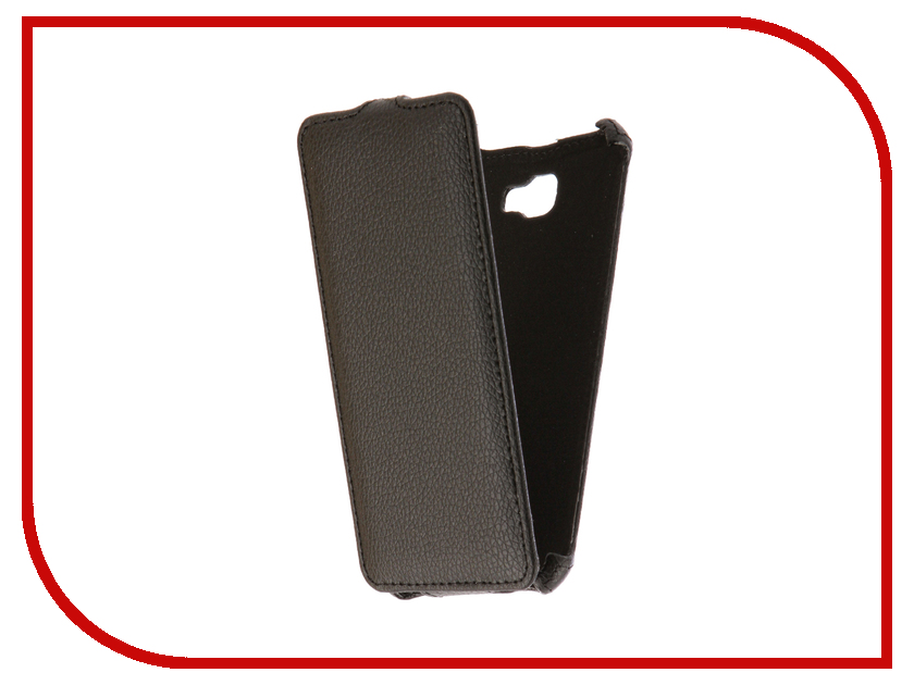 Аксессуар Чехол Samsung Galaxy J5 Prime G570F Svekla Black FL-SVSAMG570F-BL цена