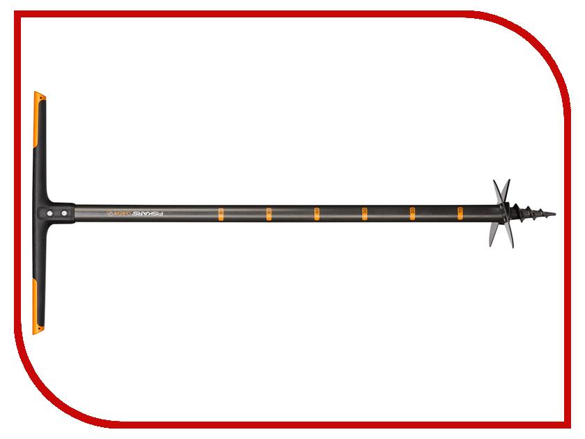 Садовый инструмент Садовый бур Fiskars QuikDrill 1000636 дополнительные лезвия fiskars quikdrill размер l