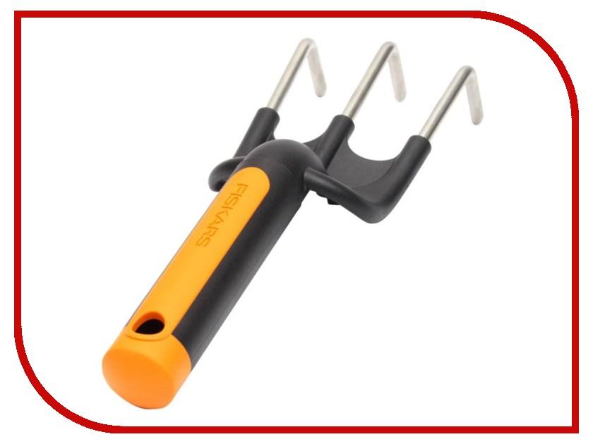 Садовый инструмент Культиватор Fiskars 1000728 садовый инструмент fiskars solid 1001601