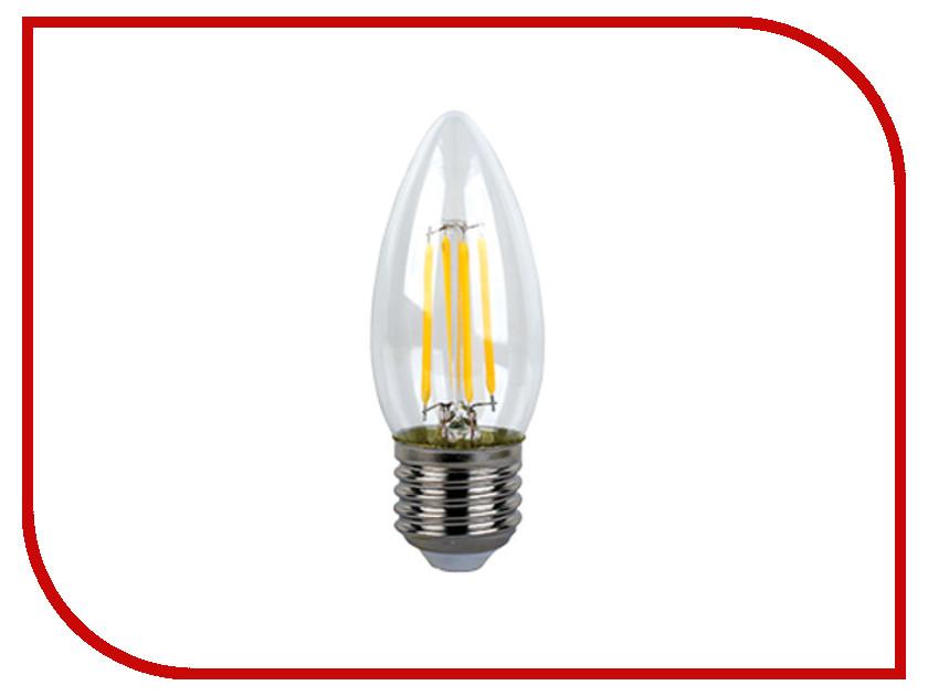 Лампочка Ecola Candle LED Premium E27 6W 220V 4000K N7QV60ELC лампочка ecola globe led e14 7w g45 220v 4000k k4lv70elc