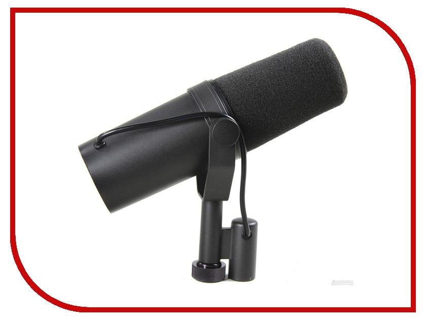 Микрофон Shure SM7B shure afp522