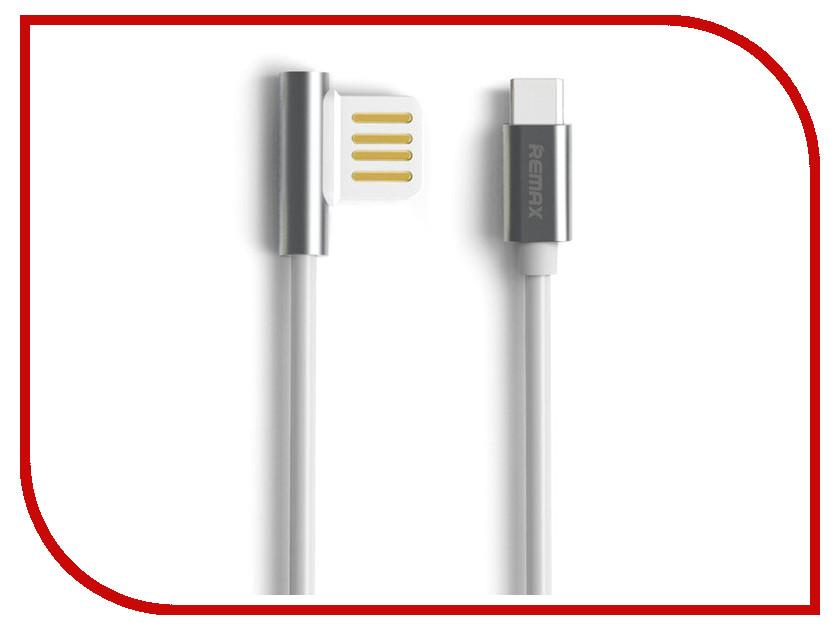 Аксессуар Remax Emperor RC-054a USB - Type-C 1m Siver