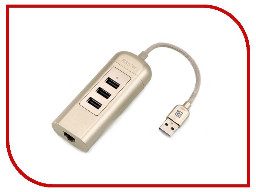Хаб USB Remax RU-U4 Cati 2.0 3xUSB Gold бюстгальтер patti belladonna белый 80c ru