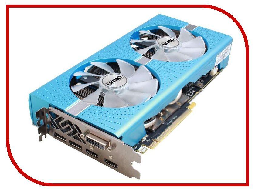 все цены на Видеокарта Sapphire Nitro+ Radeon RX 580 1430Mhz PCI-E 3.0 8192Mb 8400Mhz 256 bit DVI HDMI HDCP 11265-21-20G онлайн
