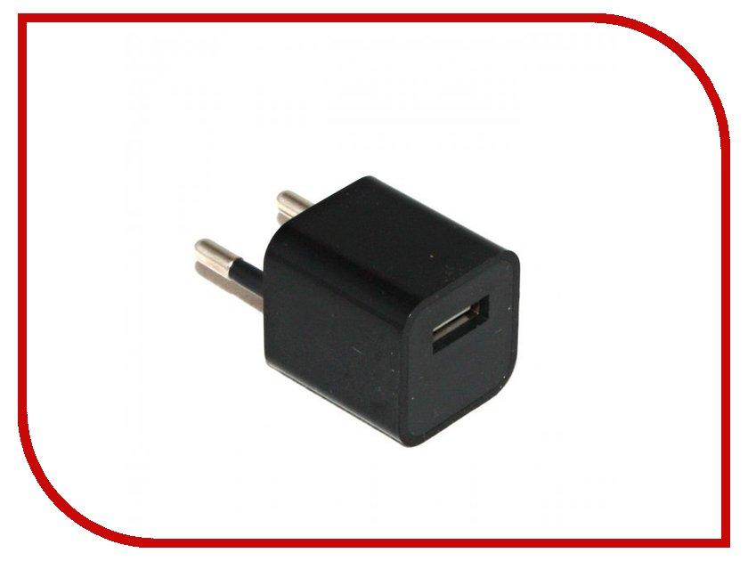 Зарядное устройство Activ USB Apple 1500 mA Black 17086 зарядное устройство activ medium 3g 1000ma white 47059