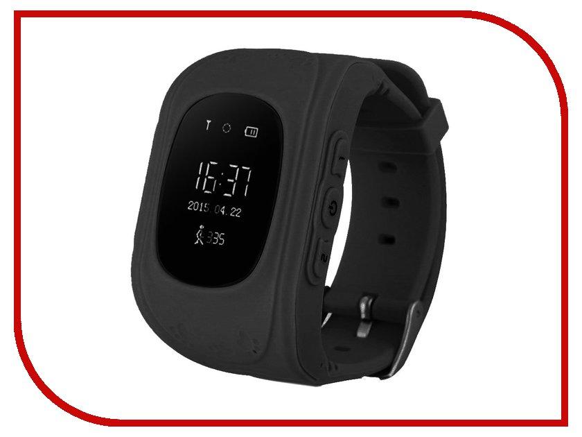 Умные часы Hello с GPS трекером Black 64168