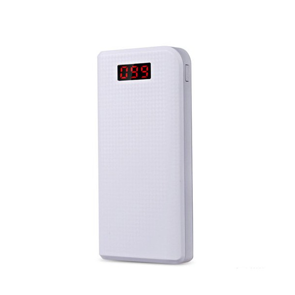 Внешний аккумулятор Remax Power Bank Proda PPL-14 30000mAh Carbon White