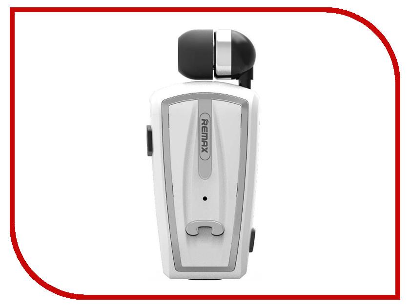 Гарнитура Remax RB-T12 White