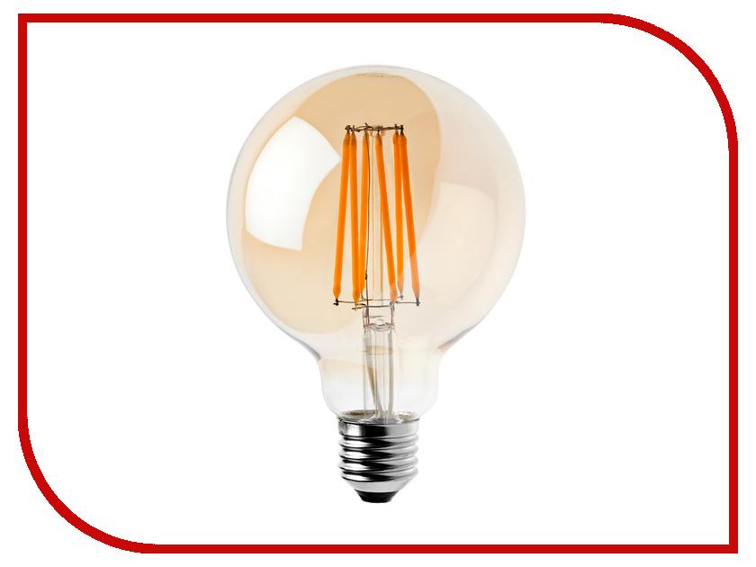 Лампочка Маяк LBF-G95D-E27/8W/2200-001 g l i d e