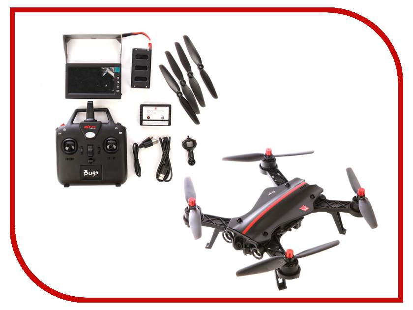 Zakazat.ru: Квадрокоптер MJX Bugs 8 Full