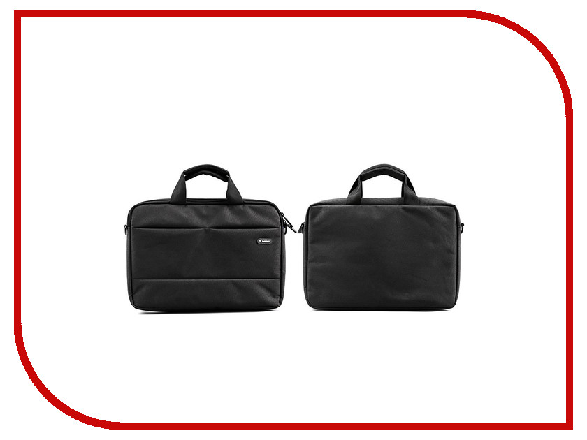 Аксессуар Сумка 15.0 inch Remax Carry 303 Black 71926