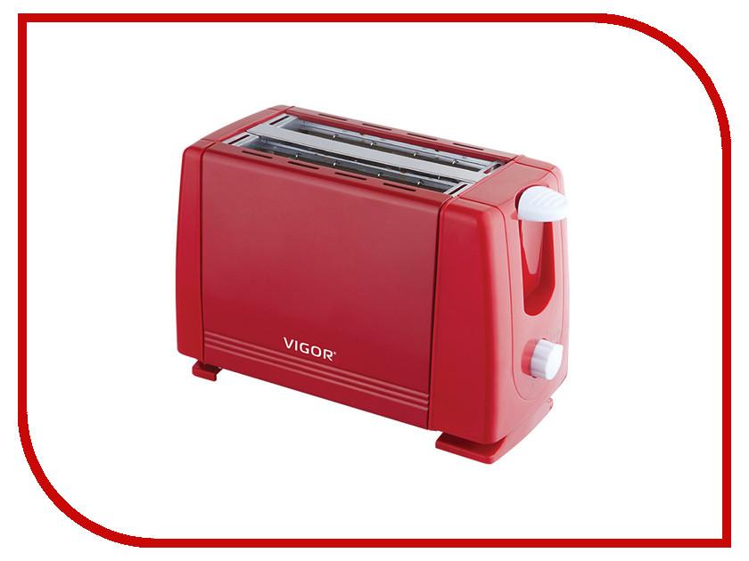 Тостер Vigor HX-6017 пылесос vigor hx 8515 pro purple