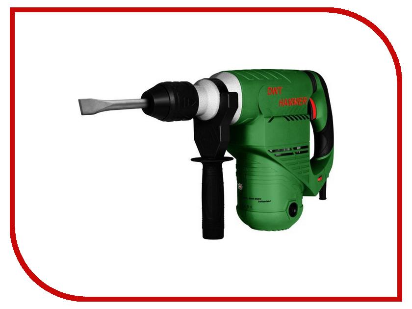 Перфоратор DWT H-1200 VS BMC  dwt sbh07 22 t bmc монтажный перфоратор green