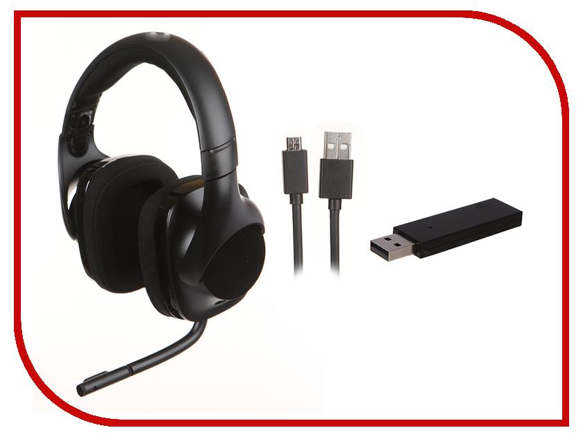 все цены на Logitech Headset G533 Black 981-000634