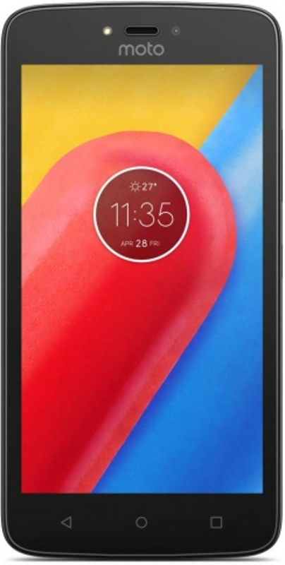 Сотовый телефон Motorola Moto C 3G 8Gb XT1750 Starry Black цена