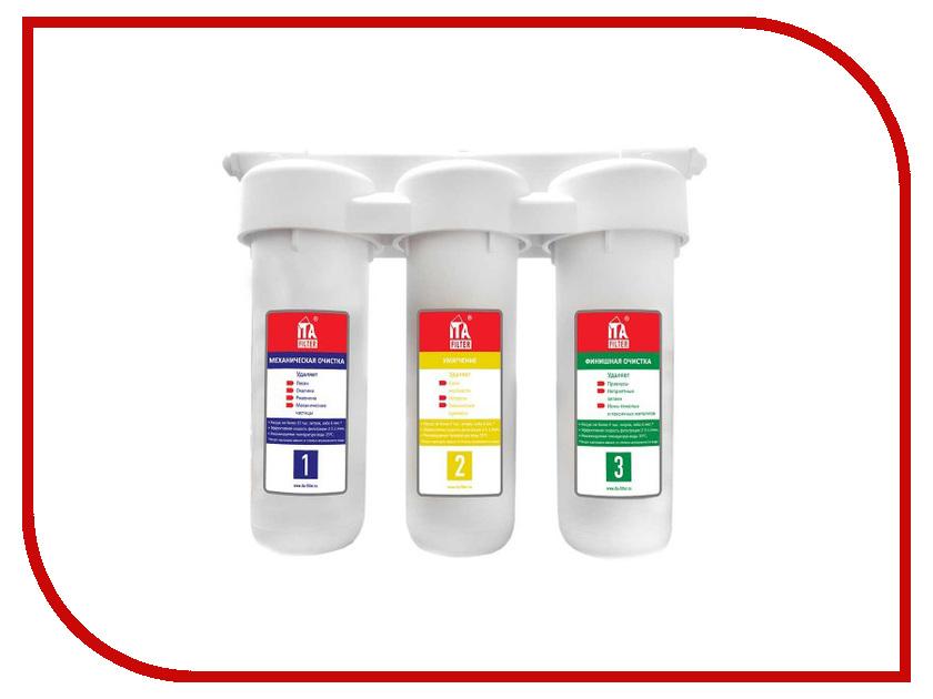 Фильтр для воды ITA Filter Bravo Trio Умягчение F10305-U