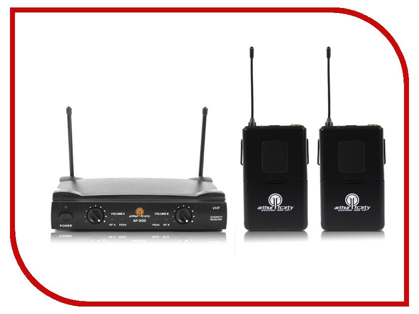 Радиомикрофон Arthur Forty PSC VHF AF-200B L5/R5