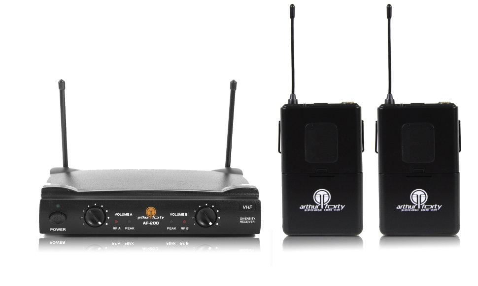 Радиосистема Arthur Forty PSC VHF AF-200B L4/R4