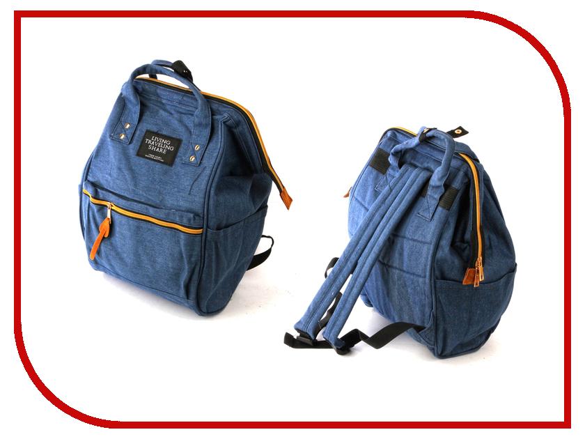 Рюкзак Megamind Living Traveling Jeans М6780