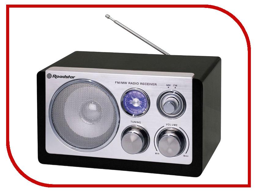 Радиоприемник Roadstar HRA-1200N Black  oodji 11400442 45190 1200n