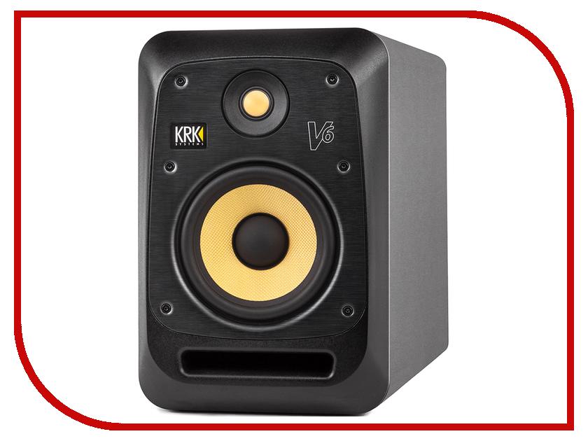 Колонка KRK V6S4 Black krk systems krk rp4g3