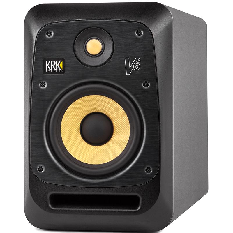 Колонка KRK V6S4 Black