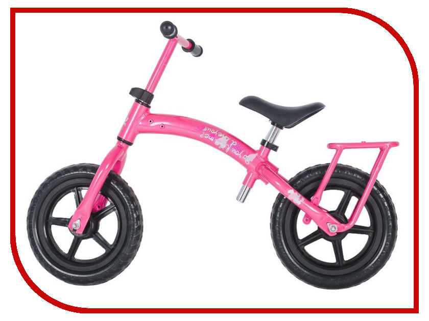 Фото Беговел VIPToys Vic Pink