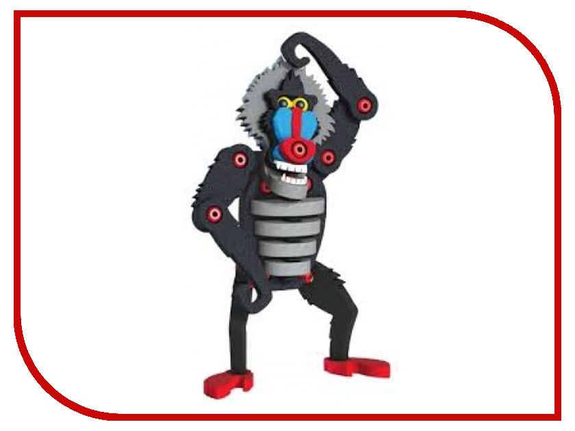 Конструктор Магникон Soft Blocks Мандрил 53 детали 4660007763658 купить конструктор bristle blocks