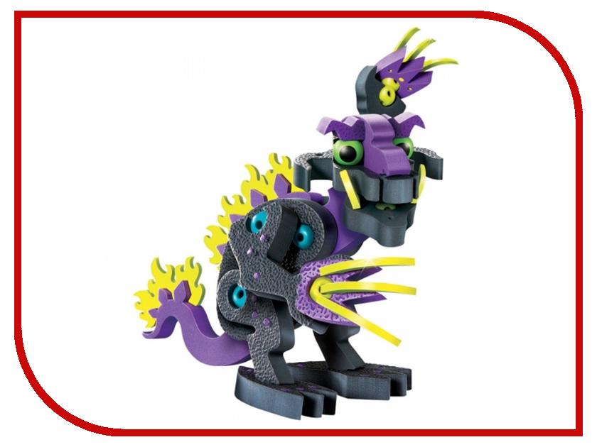 Конструктор Магникон Soft Blocks Огненный дракон 79 детали 4660007763573