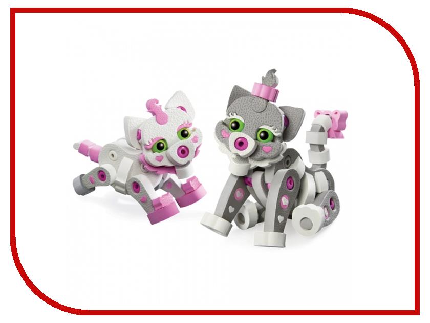 Конструктор Магникон Soft Blocks Кошка и котенок 180 деталей 4660007763603