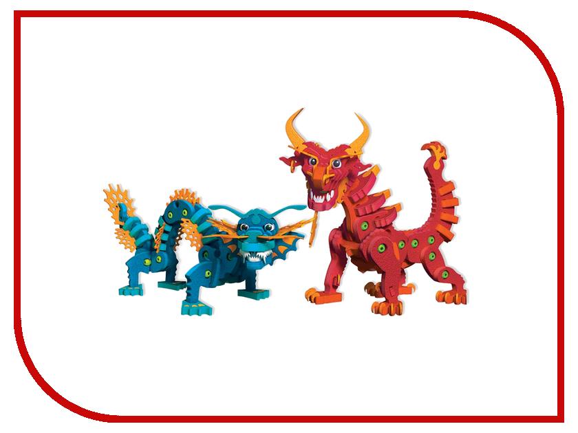 Конструктор Магникон Soft Blocks Драконы 235 деталей 4660007763641 купить конструктор bristle blocks
