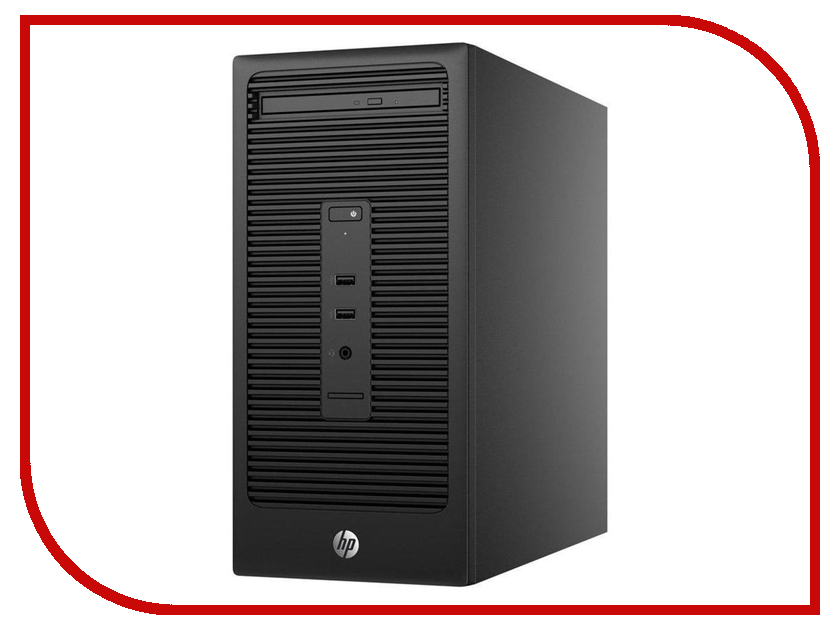 Настольный компьютер HP 280 G2 MT X3K82EA (Intel Core i7-6700 3.4 GHz/8192Mb/128Gb SSD/DVD-RW/Windows 10 64-bit) цена 2017