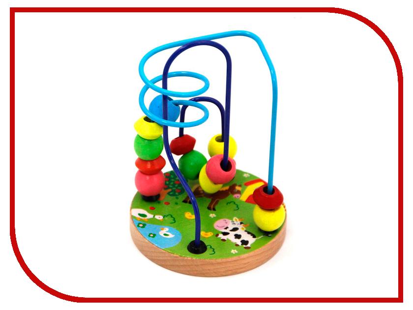 Игрушка Магникон Деревянный лабиринт 4660007763269 деревянный лабиринт