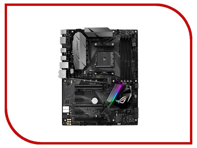Материнская плата ASUS ROG Strix B350-F GAMING original laptop ac adapter for asus 19 5v 9 23a charger adp 180mb f rog g750jw t4087h gaming laptop n180w 02 fa180pm111