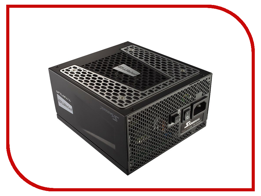 Блок питания SeaSonic Prime Titanium SSR-1000TD 1000W seasonic 850 x