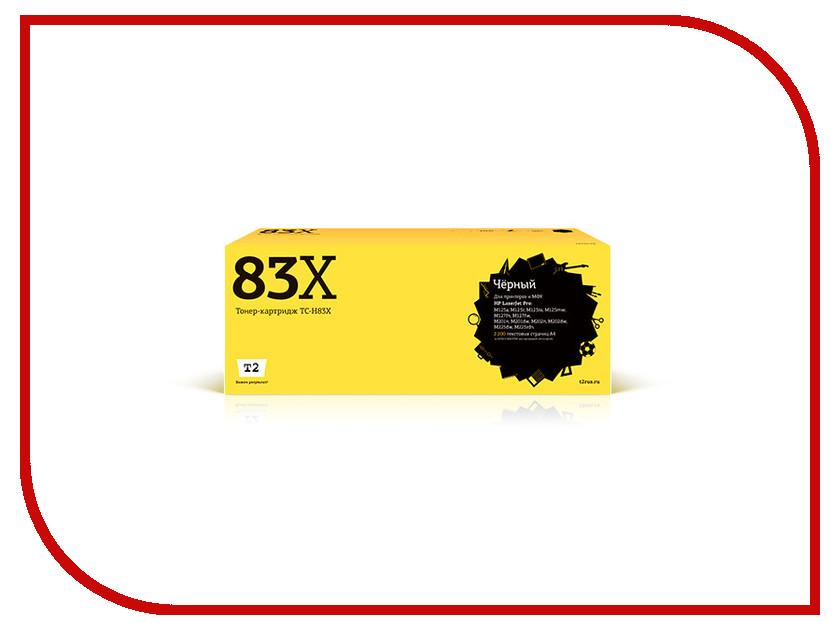 Картридж T2 Black для HP LJ Pro M201dw/202dw/225dw 2200стр. TC-H83X<br>