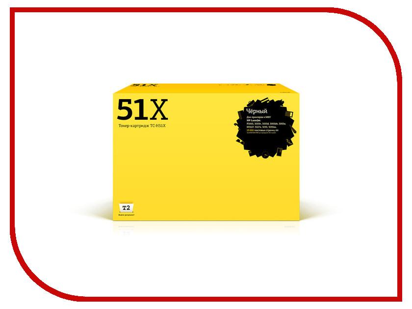 Картридж T2 для LaserJet P3005/M3027/M3035 13000стр. TC-H51X картридж t2 для hp tc h85a laserjet p1102 1102w pro m1132 m1212nf m1214nfh canon i sensys lbp6000 cartrige 725 1600 стр с чипом