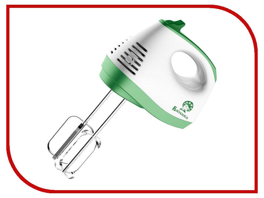 Миксер Василиса МК6-240 White-Green миксер василиса мк7 240 green