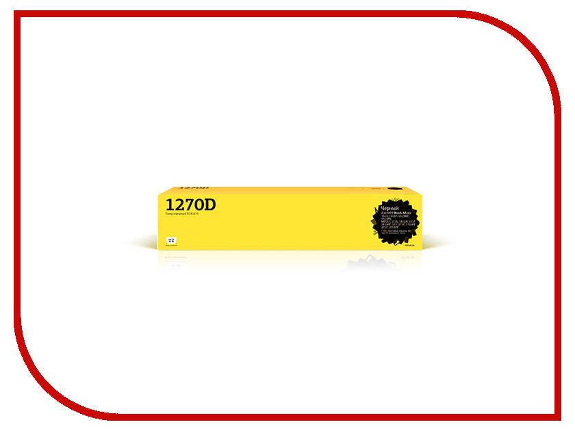 Картридж T2 для Aficio 1515/1515F/1515MF/1515PS/MP161/161L/161LN/161F/161SPF/171/171F/171SPF/201F/201SPF 7000стр. Black TC-R1270 kariguz скатерть 150x150 tc 1515 landora