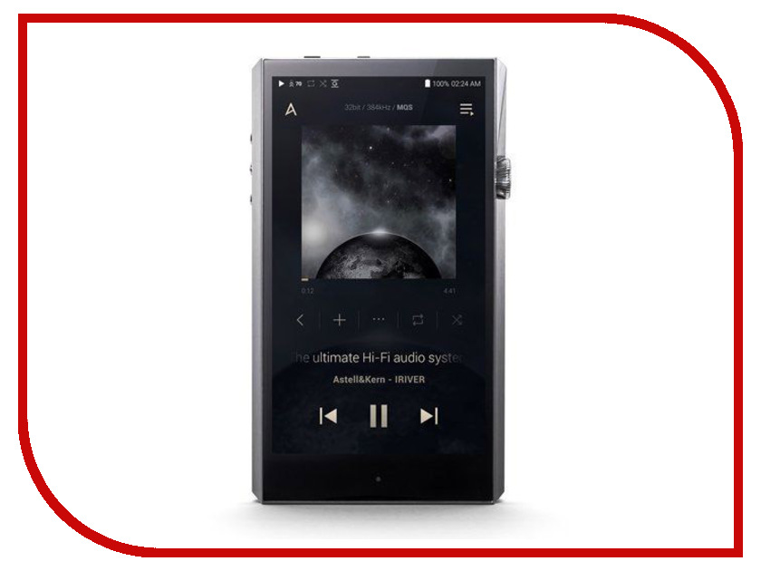 Плеер iRiver Astell&Kern SP1000 256Gb Black плеер iriver astell