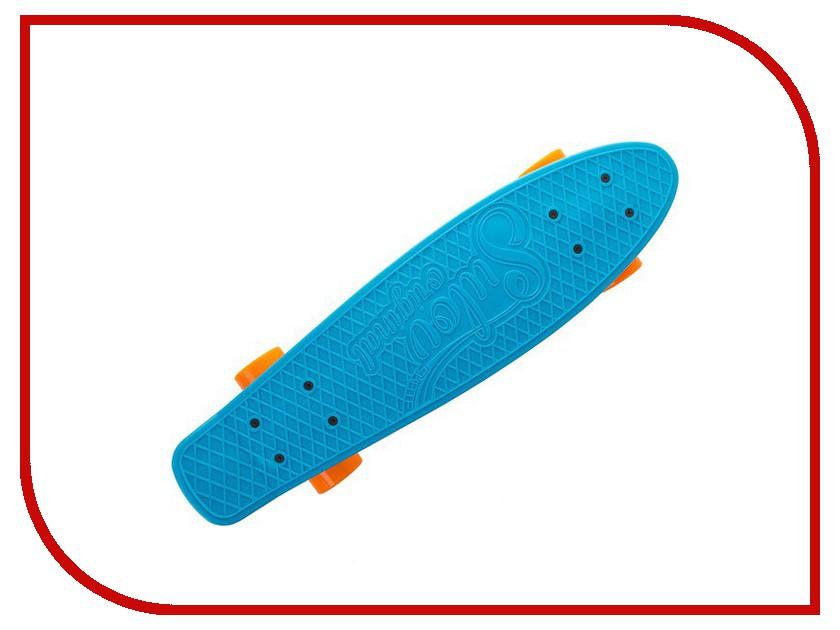 Скейт Sulov Neon Blue
