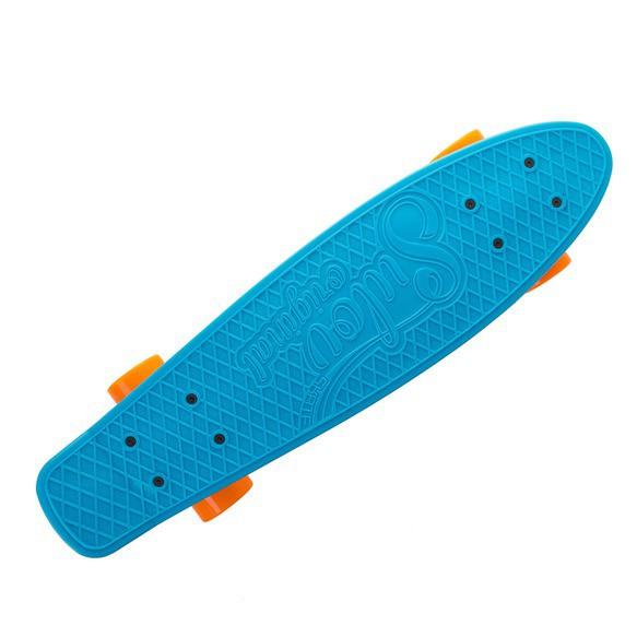 цены Скейт Sulov Neon Blue