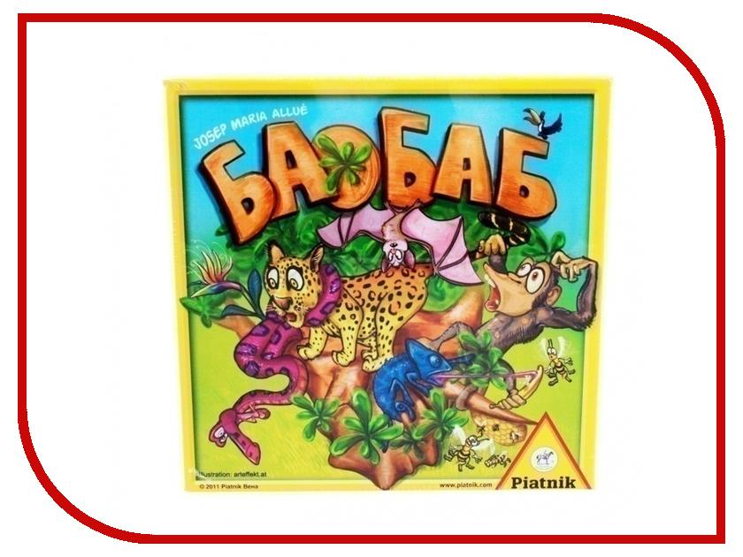 Настольная игра Piatnik Баобаб 739590 настольная игра для вечеринки piatnik тик так бумм вечеринка 737497