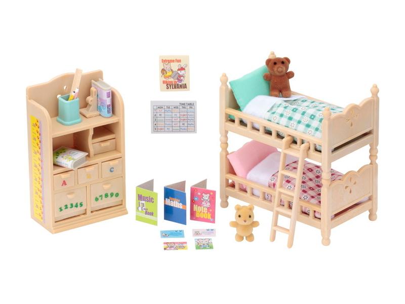 Игровой набор Sylvanian Families Детская комната 4254 цена