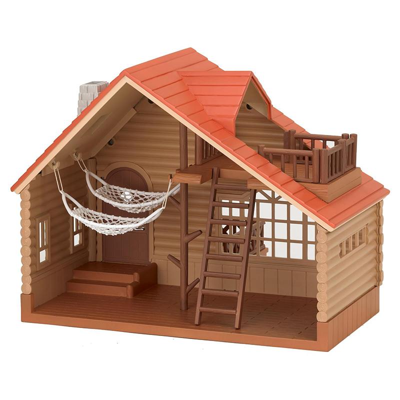 Кукольный домик Sylvanian Families Коттедж 4370