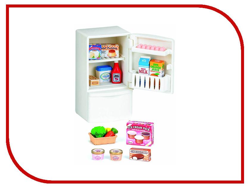 Игра Sylvanian Families Холодильник с продуктами 5021 холодильник с продуктами новый